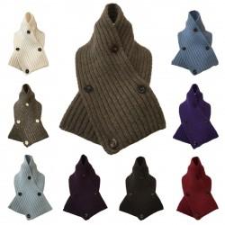 ARCIERI scarf neck man mod MOD4MI 50% cashmere 25% merinos MADE IN ITALY