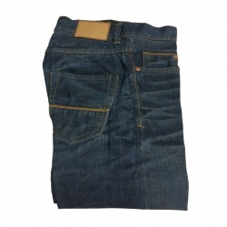 Modifica: CARE LABEL jeans men mod LOOSE 702221-408 MADE IN ITALY