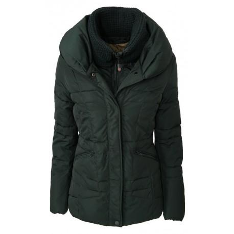 NORWAY green jacket mod MERMAID woman