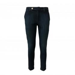 7.24 jeans donna skinny vita regolare con zip mod KAROL MADE IN ITALY