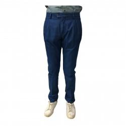 ASPESI pantalone uomo denim leggero mod CP78 6191 PERKINS 100% cotone MADE IN ITALY