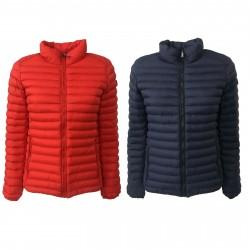 NORWAY women's jacket 100gr without hood padding 100% polyester mod ALISHA