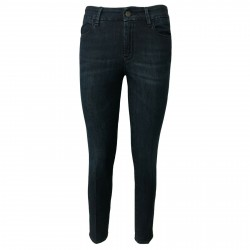 ATELIER CIGALA'S jeans donna blu scuro mod 15-314 SKINNY CLASSIC MADE IN ITALY
