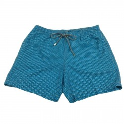 ZEYBRA men's swimming trunks mod AUB961 POIS linea HERITAGE MADE IN ITALY