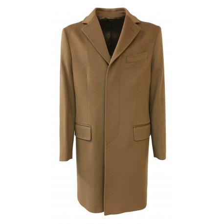 ASPESI, man coat, camel, mod. A AC11 5355 ELEVEN 100% wool Loro Piana MADE IN ITALY