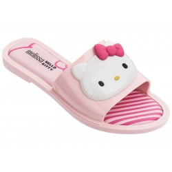 MELISSA + HELLO KITTY slipper woman pink/white art 32616 MADE IN BRAZIL