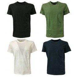 BKØ man t-shirt jersey mod DU19145 100% cotton MADE IN ITALY