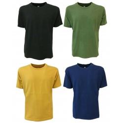 BKØ man t-shirt heavy jersey mod DU19142 100% cotton MADE IN ITALY