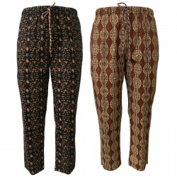 BKØ MADSON trousers man with elastic cotton art DU19118 MADE IN ITALY