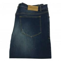 MARINA SPORT by Marina Rinaldi jeans donna con strappi ORIGINAL STRAIGHT