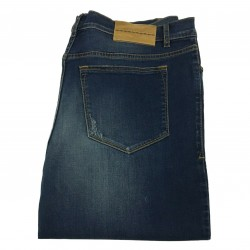 MARINA SPORT by Marina Rinaldi jeans woman with ORIGINAL STRAIGHT tails