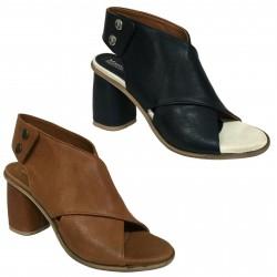 MAURIZIO BARRELLA women sandal art ALMA 100% leather MADE IN ITALY