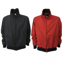FLY3 Men's Red jacket 100% Nylon Inner 100% Cotton