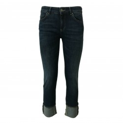 ATELIER CIGALA'S Jeans donna vita alta mod 16-117H STRAIGHT var 5Y MADE IN ITALY
