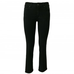 ATELIER CIGALA'S Jeans donna nero mod 16-117H STRAIGHT var 1Y MADE IN ITALY