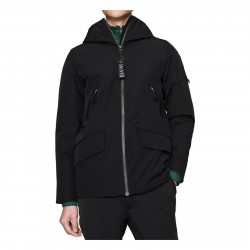 ELVINE men's jacket black Thermore padding mod Cole