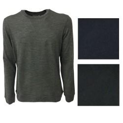 GIRELLI BRUNI maglia girocollo uomo mod. X 775 CO grigio