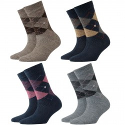 BURLINGTON women sock mod 24080 WHITBY 83% acrylic 17% polyamide 36/41