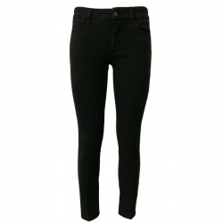 ATELIER CIGALA'S Jeans donna nero 16-314 SKINNY CLASSIC TBDS05 MADE IN ITALY