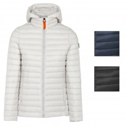 GERTRUDE+GASTON woman's ultralight down jacket 90% down 10% feather mod FRANCINE