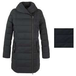 NORWAY Woman double breasted coat in soft touch wadding mod NIRVANA 95572