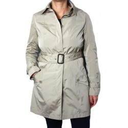 Aspesi - TRENCH Modello NUIT D'AMOUR SUMMER Made in Italy Taglia L Beige