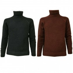 PANICALE men's sweater 90% wool 10% cashmere mod U25529CL MADE IN ITALY