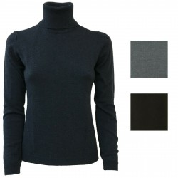 MAURICE ABOT Maglia donna mod 9214 100% cashmere Loro Piana MADE IN ITALY