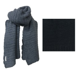 HUMILITY scarf woman heavy wool mod HA9190 60x170 cm MADE IN ITALY