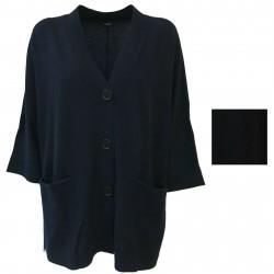 ASPESI women's cardigan mod P3867 4567 100% cashmere