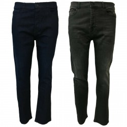 INDIGO AND GOODS man blue jeans skinny mod RANSLEY JEAN MADE IN ENGLAND