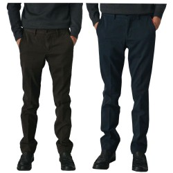 ASPESI pantalone uomo cotone invernale mod CP27 E725 SECCO SUPER SLIM