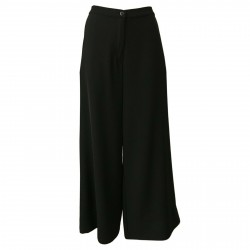 TADASHI woman trousers black mod TPE195138 MADE IN ITALY