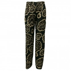 RUE BISQUIT trouser woman high waist mod Netuno MADE IN ITALY