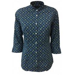 BROUBACK camicia donna manica 3/4 collo GURU mod TASHA KOREA N14 MADE IN ITALY