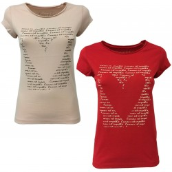 EMPATHIE women's t-shirt mod 0108 100% cotton MADE IN ITALY