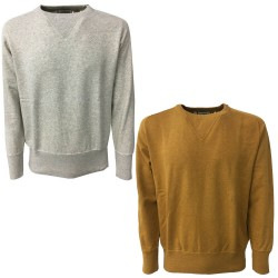 LEVI'S VINTAGE CLOTHING felpa uomo mod 21931-0004 100% cotone