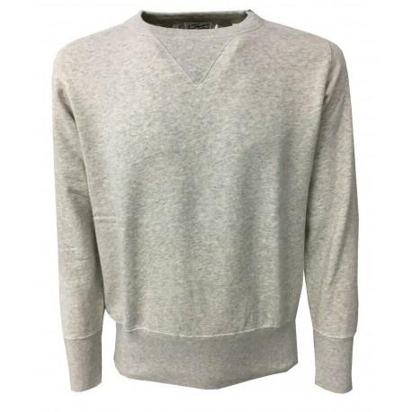 LEVI'S VINTAGE CLOTHING felpa uomo mod 21931-0004 senape 100% cotone