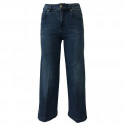 7.24 jeans donna con applicazioni laterali mod. EVA PIC 80 MADE IN ITALY