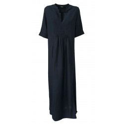 FEELING by JUSTMINE kaftan woman blue half sleeve mod E2713672