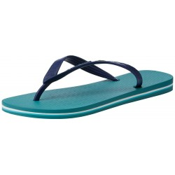 IPANEMA Men's flip flops Classic Brasil II AD 80415 MADE IN BRAZIL Green/Blue