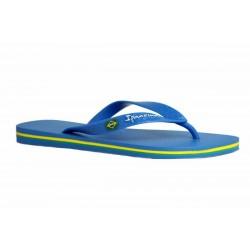 IPANEMA Infradito uomo Classic Brasil II AD 80415 MADE IN BRAZIL 20729 Blue/Blue