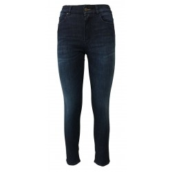ATELIER CIGALA'S jeans woman light dark denim mod 17-113 4Y TDSSB09 SKiNNY