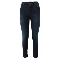 ATELIER CIGALA'S jeans donna denim scuro leggero mod 17-113 4Y TDSSB09 SKiNNY