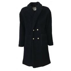ASPESI cappotto uomo, colore blu, modello A CI21 A521 NEW SPITZONE, 100% lana MADE IN ITALY
