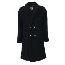 ASPESI man coat, blue color, model A CI21 A521 NEW SPITZONE, 100% wool MADE IN ITALY