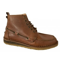 ASTORFLEX Men's shoes in rust Bomaflex 865 MADE IN ITALY greased leather