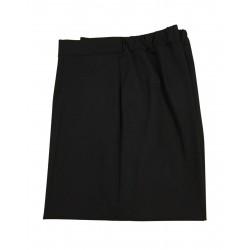 PERSONA by Marina Rinaldi black woman trousers bottom cm 27 art BOARD