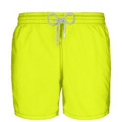 ZEYBRA men's swimming trunks fluo yellow mod AUB001 MADE IN ITALY