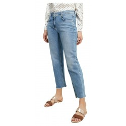 PENNYBLACK jeans woman light denim kick-flare fit trumpet art 31810621 MORAVIA